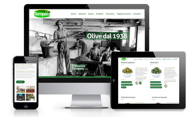 Tempera Olive